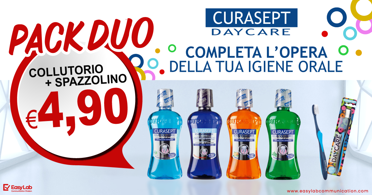Promo Curasept Daycare